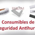 CONSUMIBLES DE SEGURIDAD ANTIHURTO - RF&AM