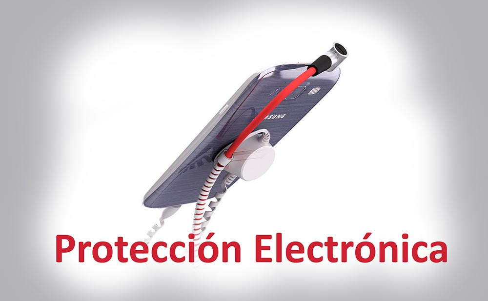 PROTECCIÓN ELECTRÓNICA
