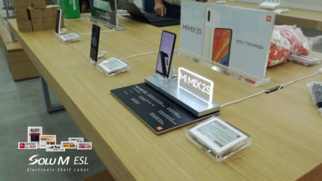 etiquetas electronicas soluM